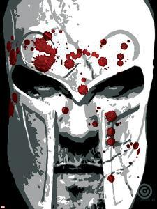 Uncanny X-Men #16 Cover: Magneto by Chris Bachalo