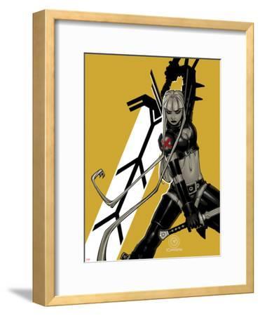 Uncanny X-Men #4 Cover: Magik