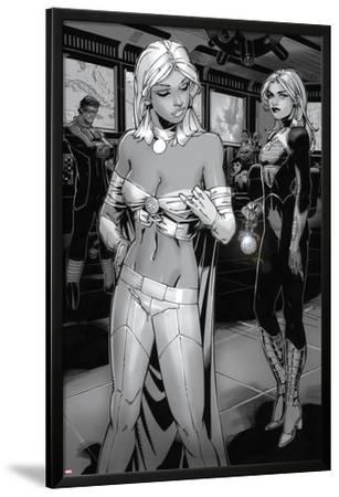 X-Men: Curse of The Mutants - Storm & Gambit No.1: Emma Frost and Dazzler