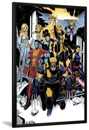 X-Men: Curse of The Mutants - Storm & Gambit No.1: Wolverine, Colossus, Magik, Psylocke, Northstar