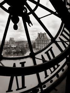 Big Clock by Chris Bliss