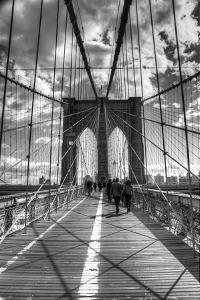 Brooklyn Bridge by Chris Bliss