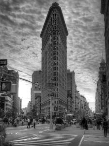 Flat Iron by Chris Bliss