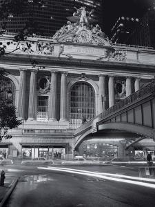 Grand Central Night by Chris Bliss