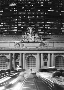 Grand Central Station at Night by Chris Bliss