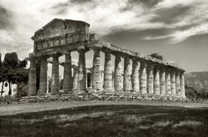 Greek Temple by Chris Bliss
