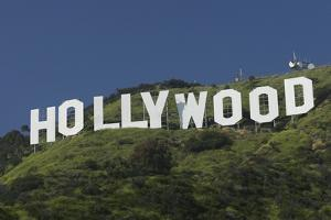 Hollywood Sign by Chris Bliss
