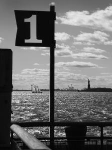 NY Harbor 1 by Chris Bliss
