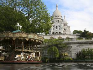 Sacre Coure 2 by Chris Bliss