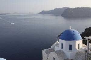 Santorini by Chris Bliss