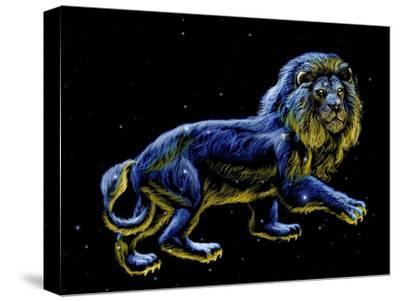 Constellation of Leo, Artwork