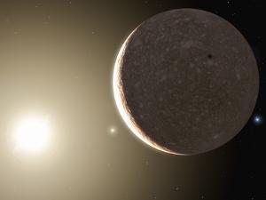 Mercury by Chris Butler