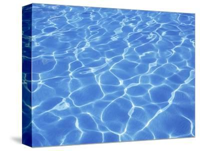 Speckled Water Pattern in Resort Swimmimg Pool