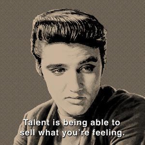 American Icon (Elvis Presley) by Chris Consani