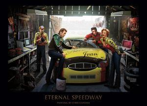 Eternal Speedway by Chris Consani