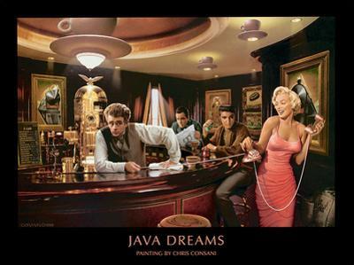 Java Dreams by Chris Consani
