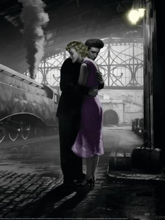 Loves Departure (Silver Series)
