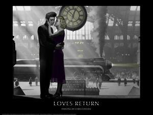 Loves Return by Chris Consani
