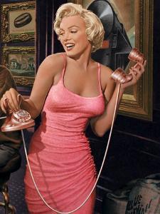 Marilyn's Call by Chris Consani