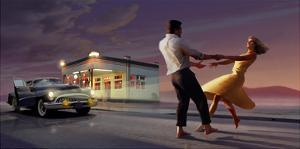 Night Dance by Chris Consani