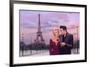 Paris Sunset by Chris Consani