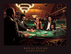 Royal Flush by Chris Consani