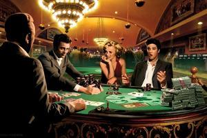 Royal Flush by Chris Consani