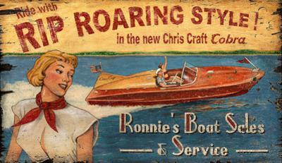 Chris Craft Vintage