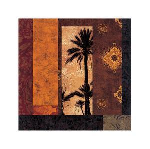 Moroccan Nights II by Chris Donovan