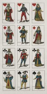 Playing Cards by Chris Dunker