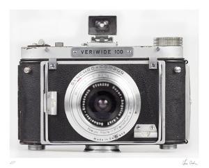 Retro Camera I by Chris Dunker