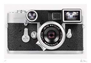 Retro Camera II by Chris Dunker