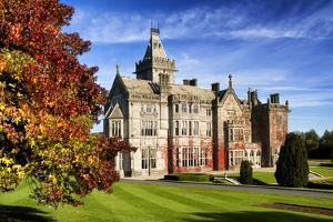 Adare Manor in County Limerick, Ireland by Chris Hill