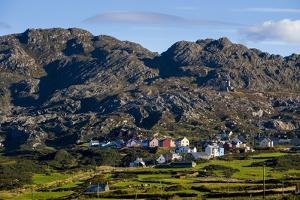 Allihies and Slieve Miskish Mountains, Beara, County Cork by Chris Hill