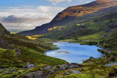 Auger Lake in the Gap of Dunloe by Chris Hill