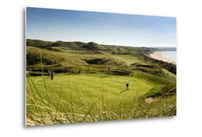 Ballybunnion Old Course in County Kerry, Ireland