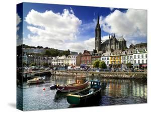 Cobh Harbour, County Cork, Ireland by Chris Hill