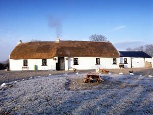 Crabtree Cottage, a Traditional Irish Thatched Cottage by Chris Hill