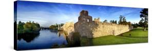Desmond Castle in Adare, County Limerick by Chris Hill