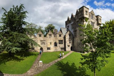 Donegal Castle in Ireland by Chris Hill