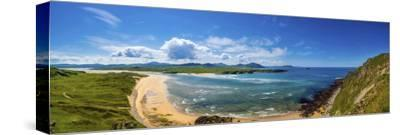 Five Fingers Strand at Malin in Donegal