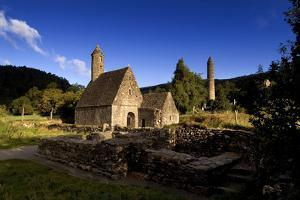 Glendalough in County Wicklow, Ireland by Chris Hill
