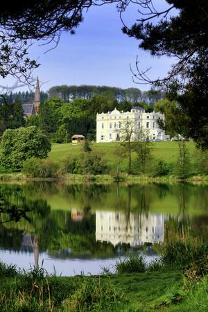 Hope Castle or Castle Blaney in County Monaghan, Ireland