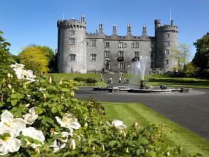 Kilkenny Castle in Ireland by Chris Hill