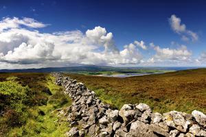 Knocknarea in County Sligo, Ireland by Chris Hill