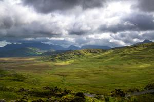 Macgillycuddy's Reeks From Ballaghisheen Pass, County Kerry by Chris Hill