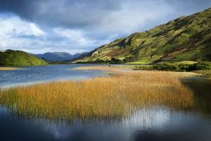 Middle Lake Kylemore in Ireland's Connemara, County Galway by Chris Hill