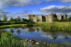 Roscommon Castle in Ireland by Chris Hill