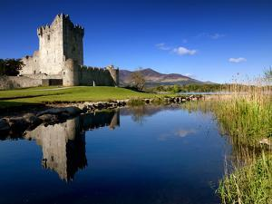 Ross Castle in Killarney, County Kerry by Chris Hill