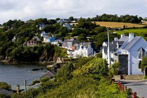 Summer Cove in Kinsale, County Cork, Ireland by Chris Hill